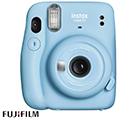 Fujifilm Instax Mini 11, Blå
