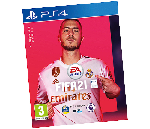 FIFA21, PS4