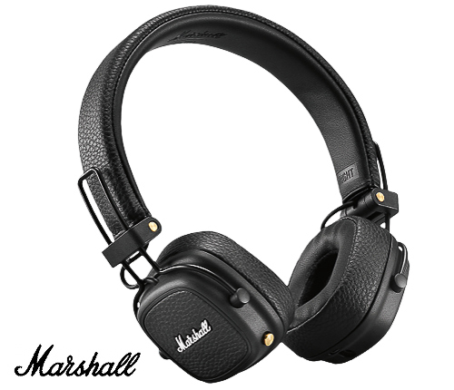 Marshall Major III, svart