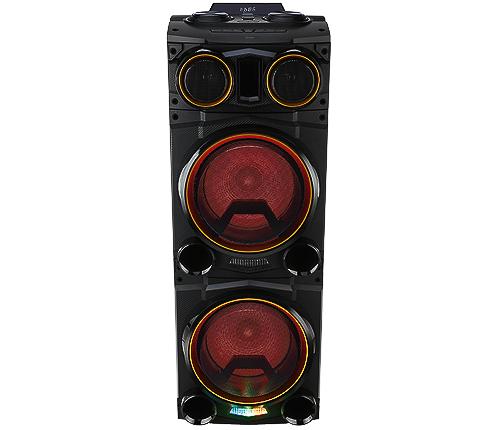 BT Högtalare m karaoke-funktion