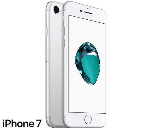 Iphone 7, Silver