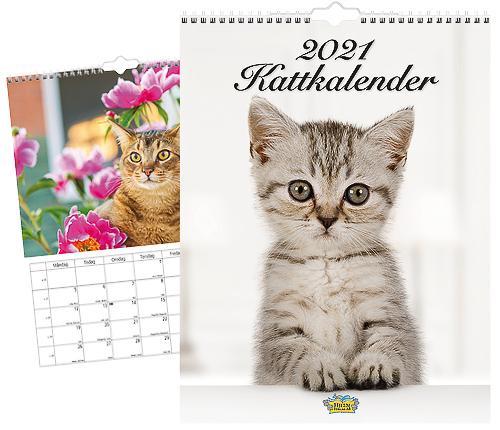 Kattkalender 2021