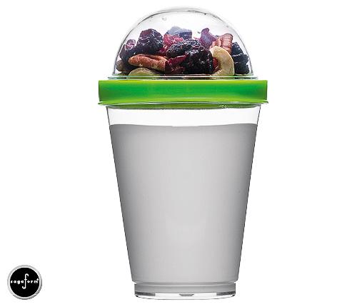 Fresh Yogurtbägare, grön