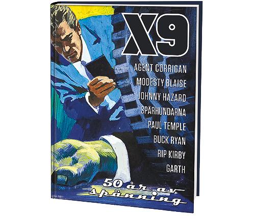X9–50 år av spänning