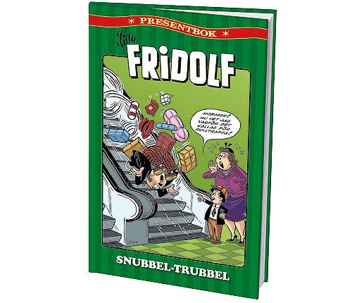 Lilla Fridolf Presentbok