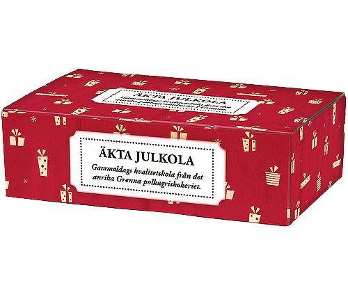 Äkta Julkola