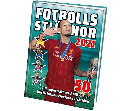 Fotbollsstjärnor 2021