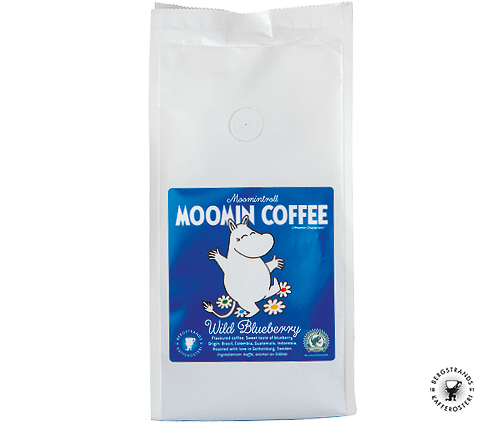 Mumin Kaffe–Wild Blueberry