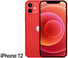 iPhone 12 64GB, Röd