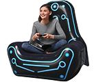 Uppblåsbar gamingstol