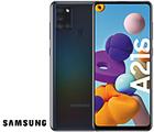 Samsung Galaxy A21s, Svart