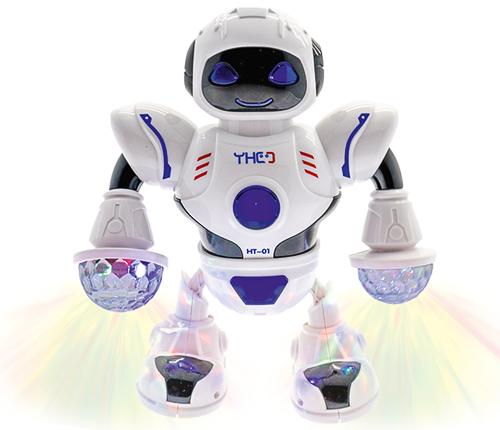 Discorobot