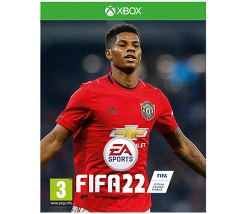 FIFA22, Xbox Series X
