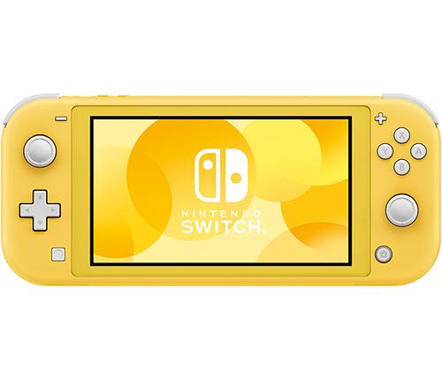 Nintendo Switch Lite, Gul