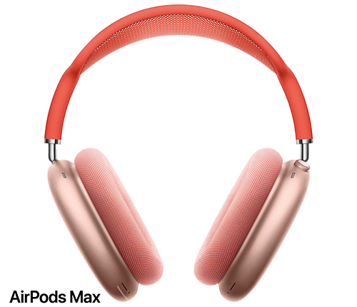 Apple AirPods Max, Rosa