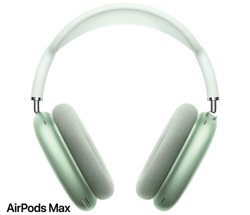 Apple AirPods Max, Grön