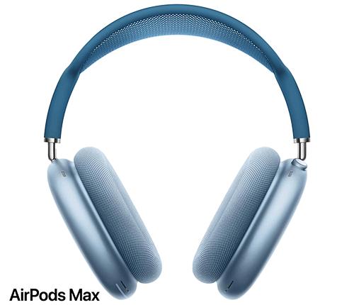 Apple Airpods Max, Blå