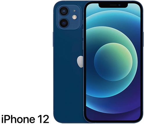 iPhone 12 64GB, Blå