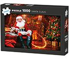 Pussel – Santa Claus, 1 000 bitar