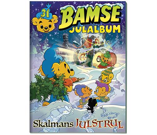 Bamse Julalbum nr 31