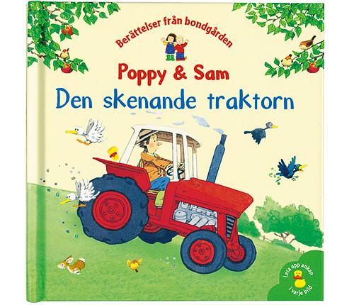 Poppy & Sam: Den skenande traktorn