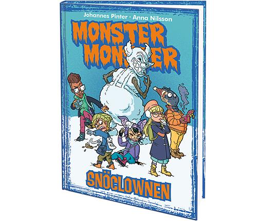 Monster Monster: Snöclownen