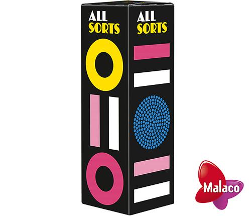 Allsort – Engelsk konfekt