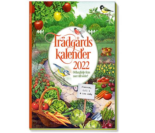 Trädgårdskalendern 2022