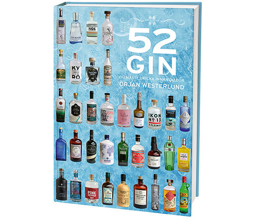 52 gin du måste dricka