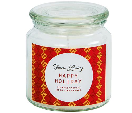Doftljus – Happy Holiday