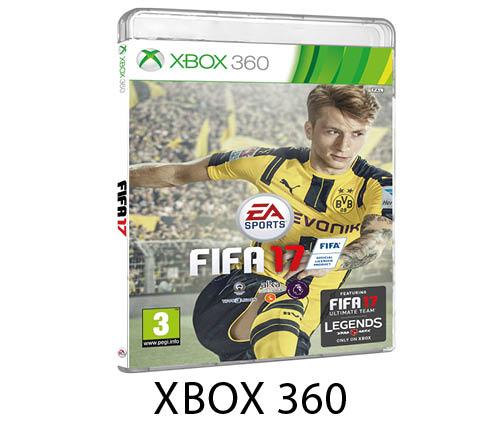 FIFA17, Xbox360