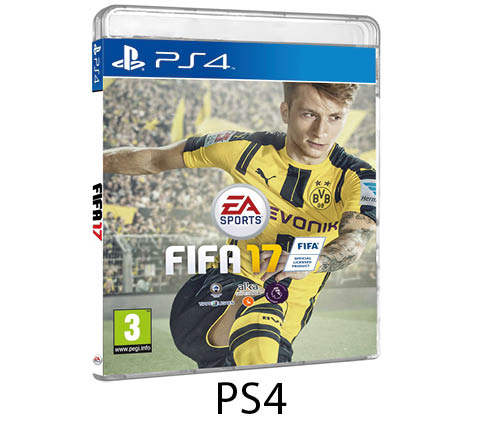 FIFA17, PS4