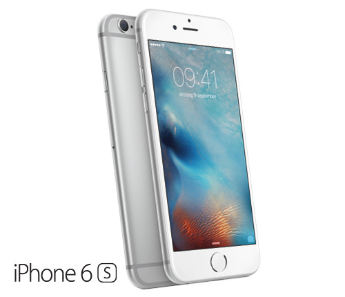 iPhone 6s 32GB, silver