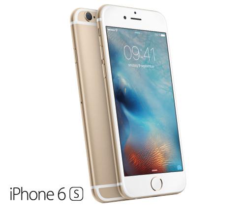 iPhone 6s 32GB, guld