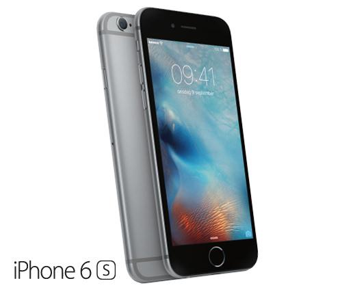 iPhone 6s 32GB, grå