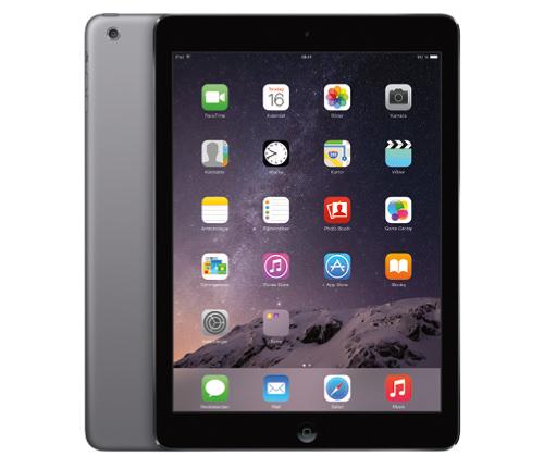 iPad Air 2 32 GB Wifi, rymdgrå