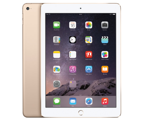 iPad Air 2 32 GB Wifi, guld