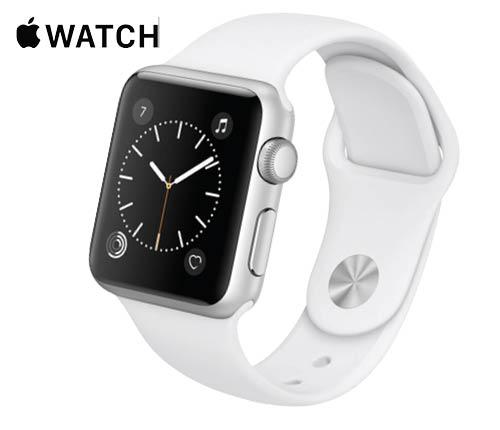 Apple Watch Sport 38 mm, vit