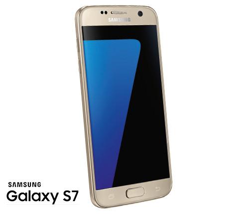 Samsung Galaxy S7 32GB, guld