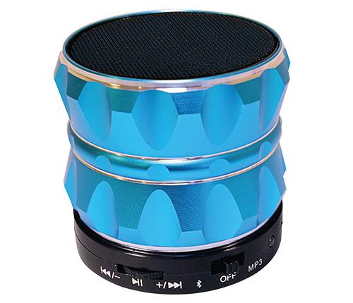 Trådlös högtalare, blå
