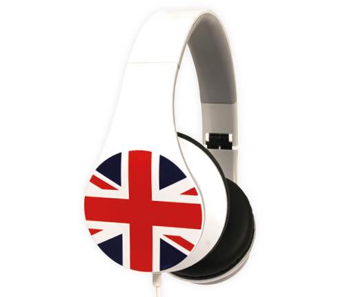 Hörlurar - UK flag 15