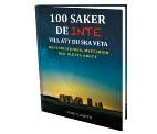 100 saker de inte vill att du ska veta - Ersättningsbok