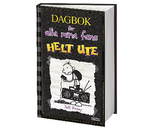Dagbok för alla mina fans - Helt ute