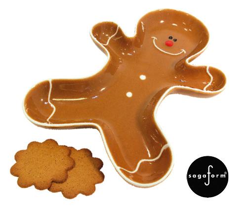 Ginger serveringsskål