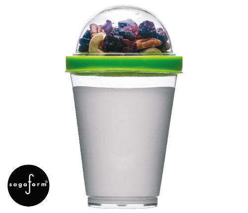 Yoghurtmugg grön