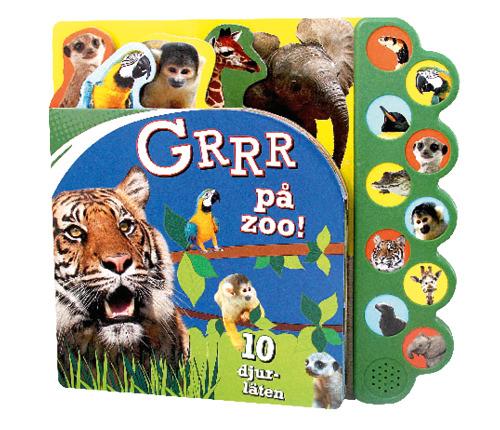 Grrr på Zoo