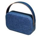 Bluetooth högtalare, blå