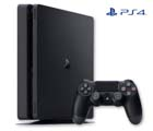 PS4 Slim 500GB, svart