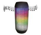 Trådlös LED-högtalare