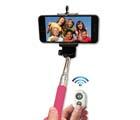 Selfie stick - Rosa